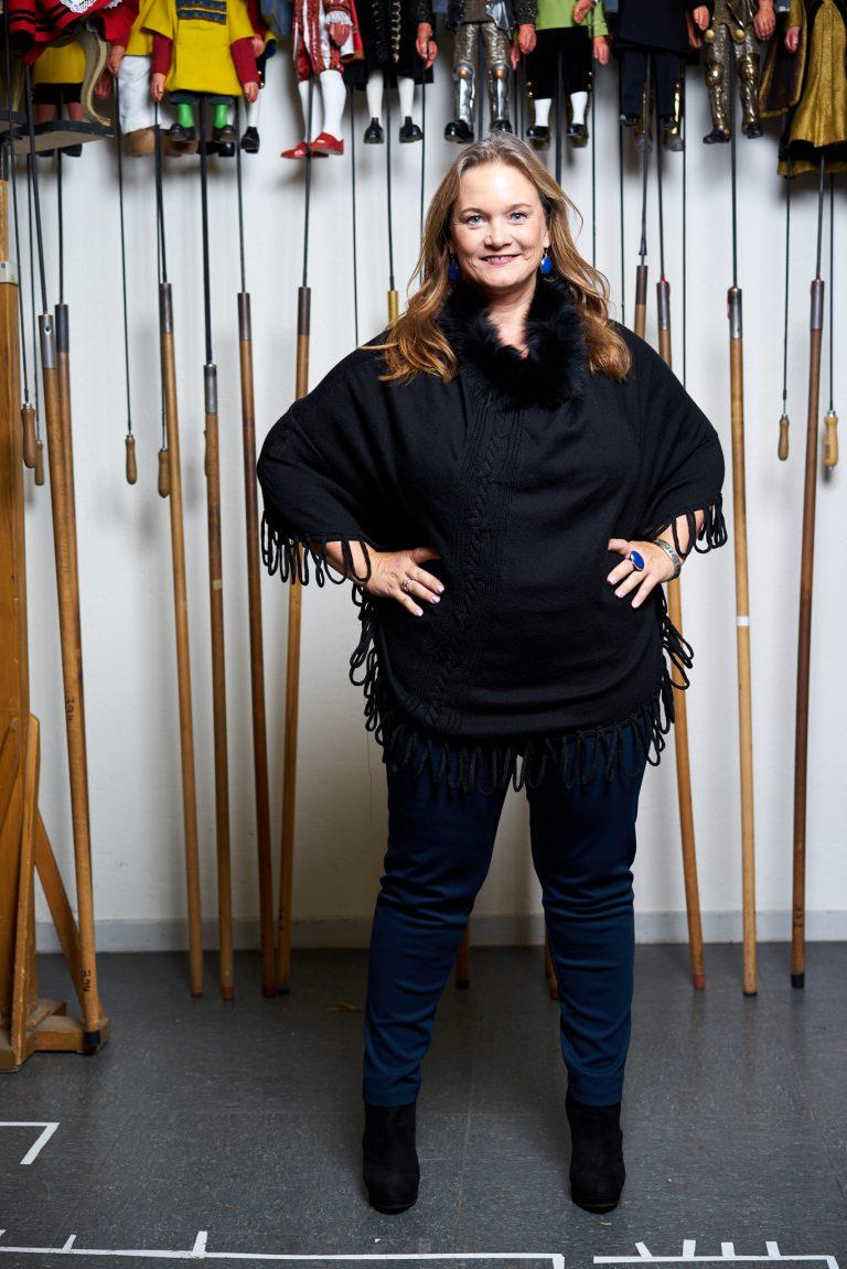 Portrait: Frauke Kemmerling vom Hänneschen-Theater